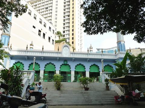 西贡清真寺旅游景点图片