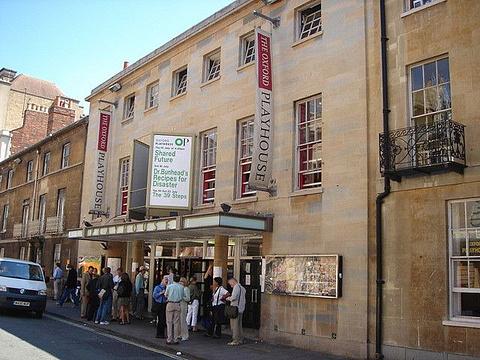 牛津剧场的图片