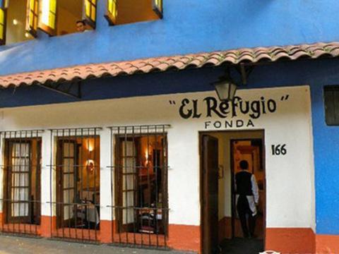 Fonda el Refugio旅游景点图片