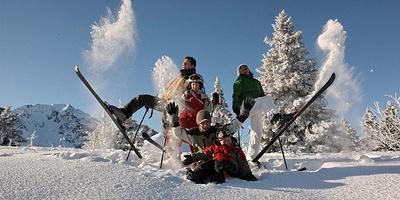 古登山滑雪场