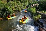 龙颈河漂流