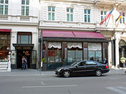 萨赫咖啡馆旅游景点图片