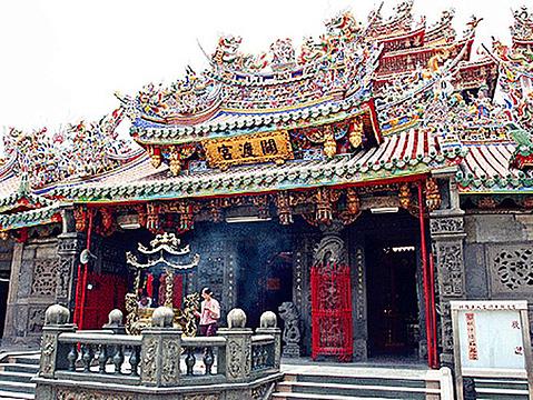 台湾关渡庙