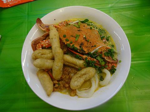 螃蟹青椒粉旅游景点图片