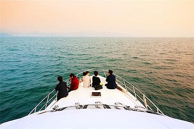 大鹏湾游艇
