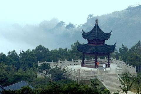庙香山风景区