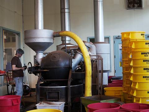 Theo巧克力工厂旅游景点图片