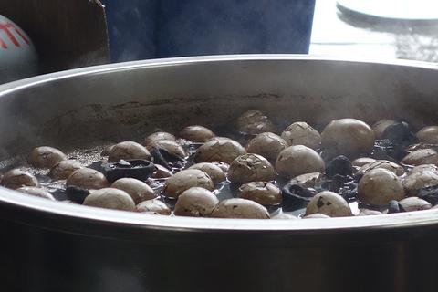 日月潭阿婆茶叶蛋