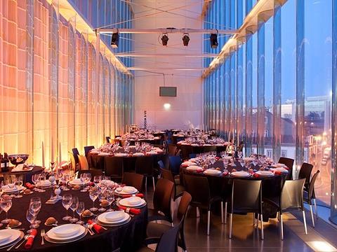 Restaurante da Casa da Musica旅游景点图片