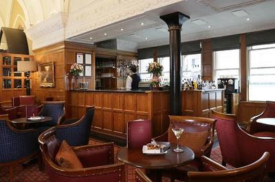 Macdonald Randolph Hotel下午茶