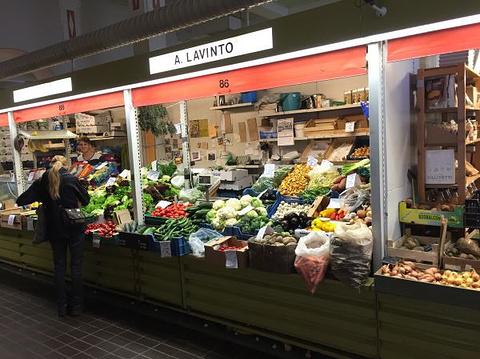 哈卡涅米农贸市场