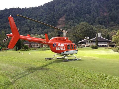 巴厘直升机空中之旅