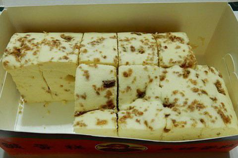 状元珍咸蛋糕
