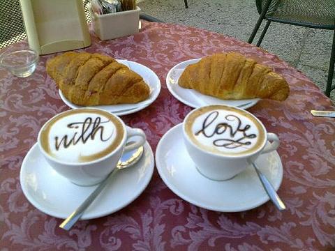 托斯卡咖啡馆旅游景点图片