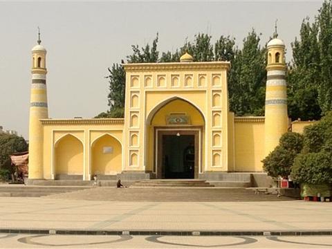 喀什地区博物馆旅游景点图片