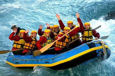 Queenstown Rafting New Zealand