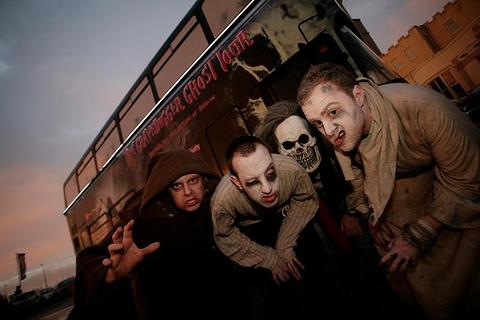 The Gravedigger Bus Tour