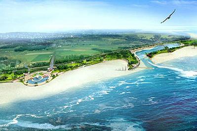 白虎头海滩