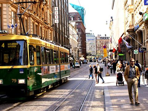 亚历山大大街旅游景点图片