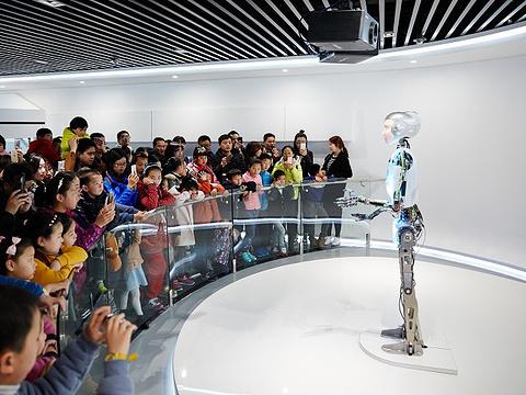 创想机器人科技馆旅游景点图片