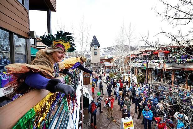 Galveston狂欢节(Mardi Gras)