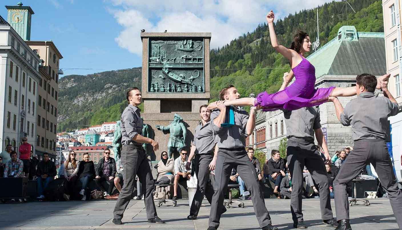 卑尔根国际艺术节(Bergen International Festival)