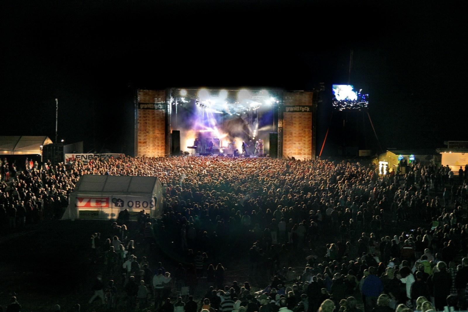 Granite摇滚音乐节