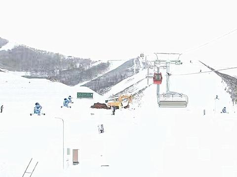富龙滑雪场旅游景点图片