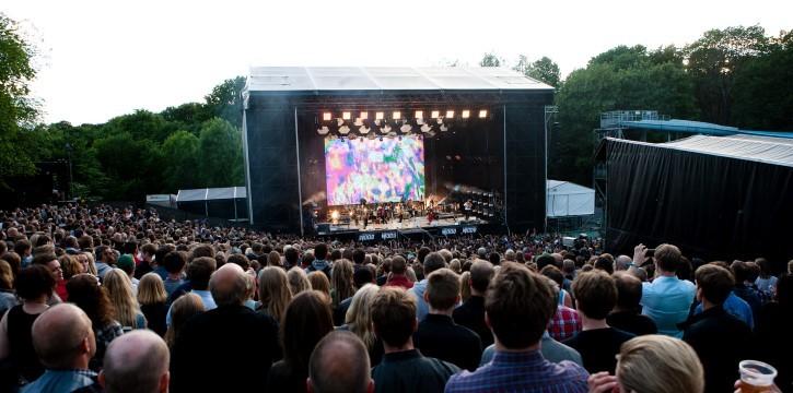 挪威森林摇滚音乐节(Norwegian Wood Festival)