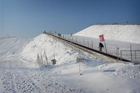 南高基滑雪场