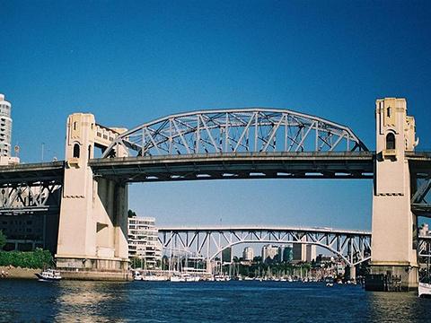 巴拉德街大桥旅游景点图片