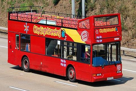 慕尼黑随上随下观光巴士