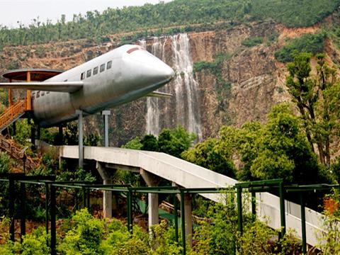 常州龙凤谷景区旅游景点图片