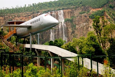 常州龙凤谷景区的图片