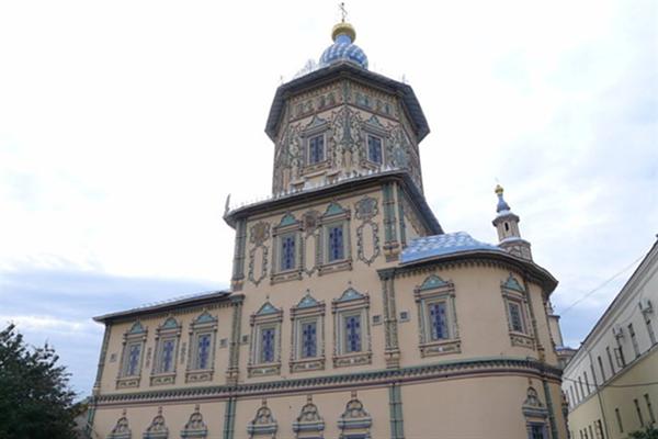 圣彼得和圣保罗大教堂旅游图片