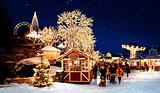 里瑟本圣诞集市