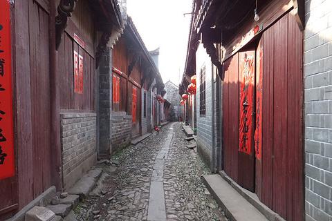 毛坦厂老街