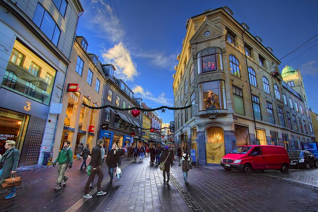 城市悠闲漫步一日游