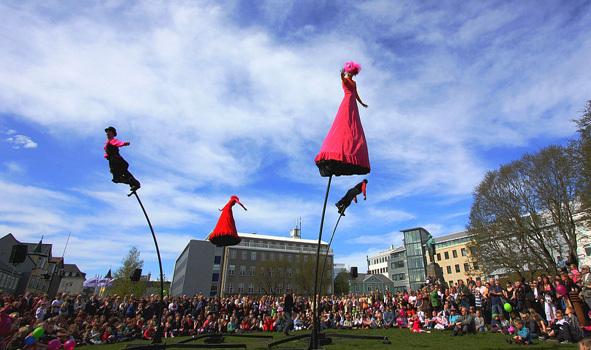雷克雅未克艺术节(Reykjavik Arts Festival)