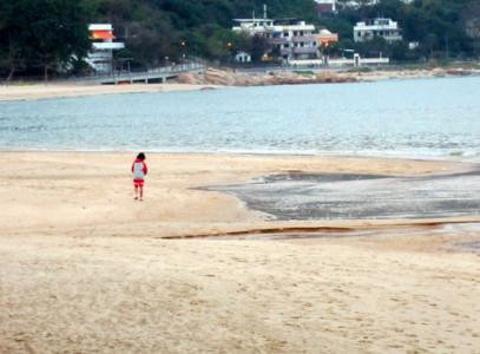 银矿湾泳滩