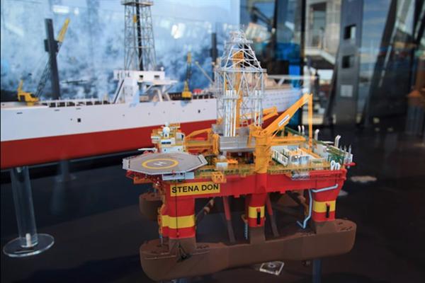 挪威石油博物馆旅游图片
