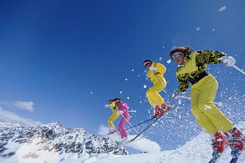 白马寺滑雪场