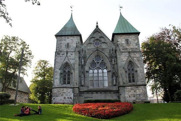斯塔万格大教堂旅游图片