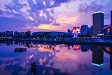 淮河文化广场