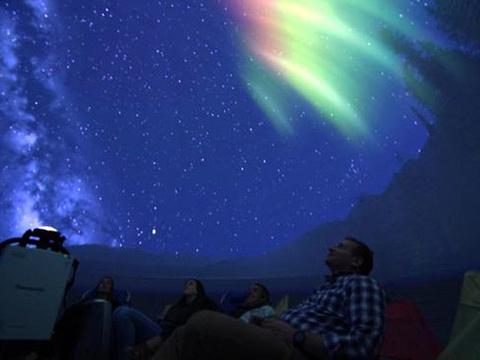 贾斯珀天文馆旅游景点图片