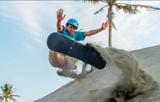 Sandboarding Gumukpasir