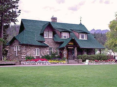 Jasper Information Centre旅游景点图片