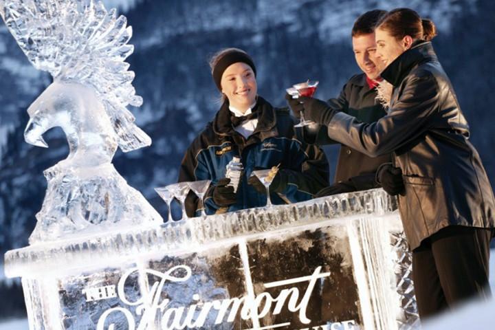 冰之魔法国际冰雕节