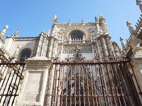 塞维利亚大教堂主礼拜堂旅游景点图片