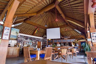 The Balcony Restaurant Bali